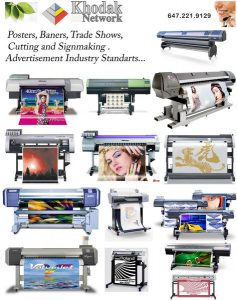 Mimaki Roland sign industry